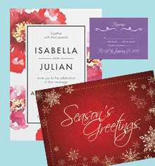Invitations & Cards
